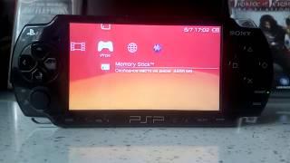 настройка WLAN на PSP