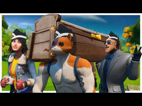 COFFIN DANCE but in Fortnite - Part 5