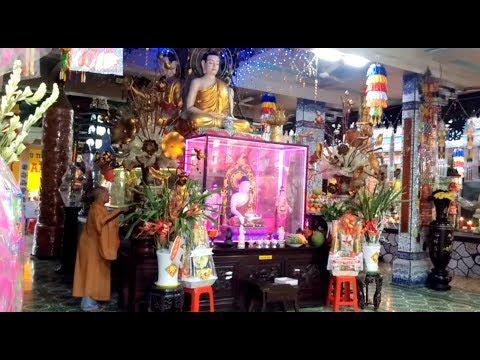 Chùa An Phú (chùa Miễng sành) Quận 8 - TP.HCM
