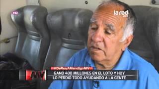 El chileno que ganó el Loto pero lo perdió todo