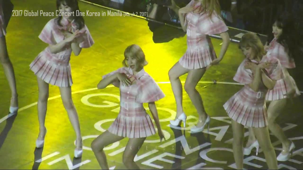 fancam aoa heart attack 2017 onek concert in manila youtube. Black Bedroom Furniture Sets. Home Design Ideas