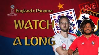 ENGLAND vs PANAMA World Cup 2018 || Live Reaction & Commentary