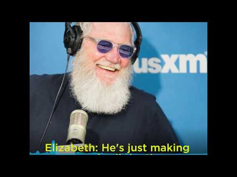 David Letterman talks about his love of Willie Nelson