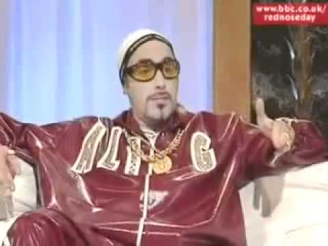 Ali-G Interviews David Beckham and Posh Spice