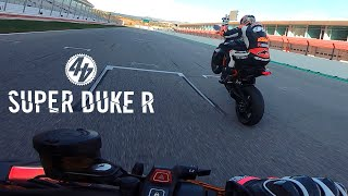 BIG WHEELIES | 2020 KTM 1290 Super Duke R | Onboard at Portimao