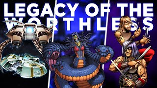 Legacy of the Worthless - Dark Scorpions | Venom | B.E.S. thumbnail