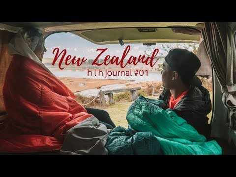 New Zealand [ h l h journal #01 ]