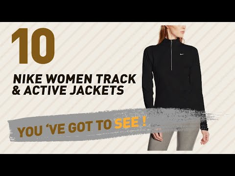 Nike Women Track Active Jackets Top Collection New Popular