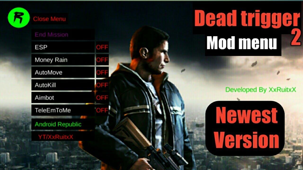 Dead Trigger 2 V 1 3 1 Mod Apk Mod Menu Link In Description