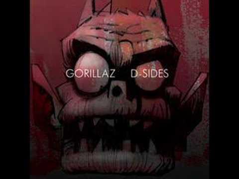 We are happy landfill  D-side  Gorillaz