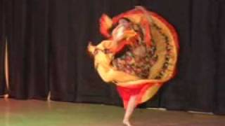 Russian Gypsy Dance to Circue du Soleil 2005