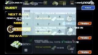 Tutorial hack DEAD TARGET dengan app GAME HACK apk
