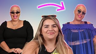 Teen Vs. Adult: Pride Outfit Challenge
