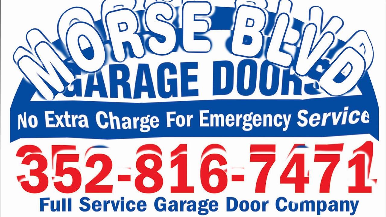 Garage Doors Near Me 352 816 7471 Garage Door Repair Youtube