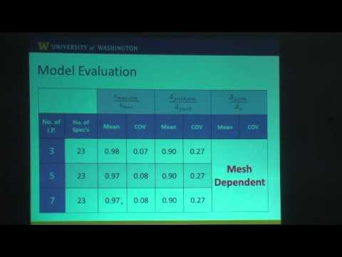 OpenSees 2012 - Force- and Displacement-Based Beam-Column Elements