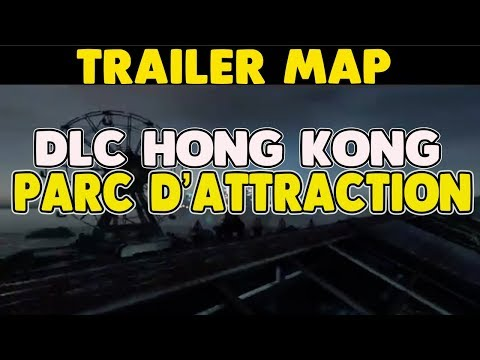 DLC HONG KONG : TRAILER MAP (THEME PARK) - RAINBOW SIX SIEGE