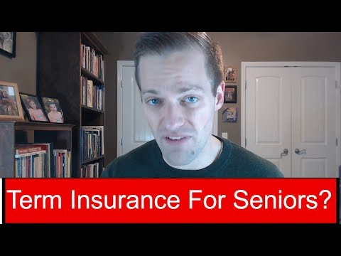 How Term Insurance For Seniors Works [AARP, Globe, TrueStage Review]