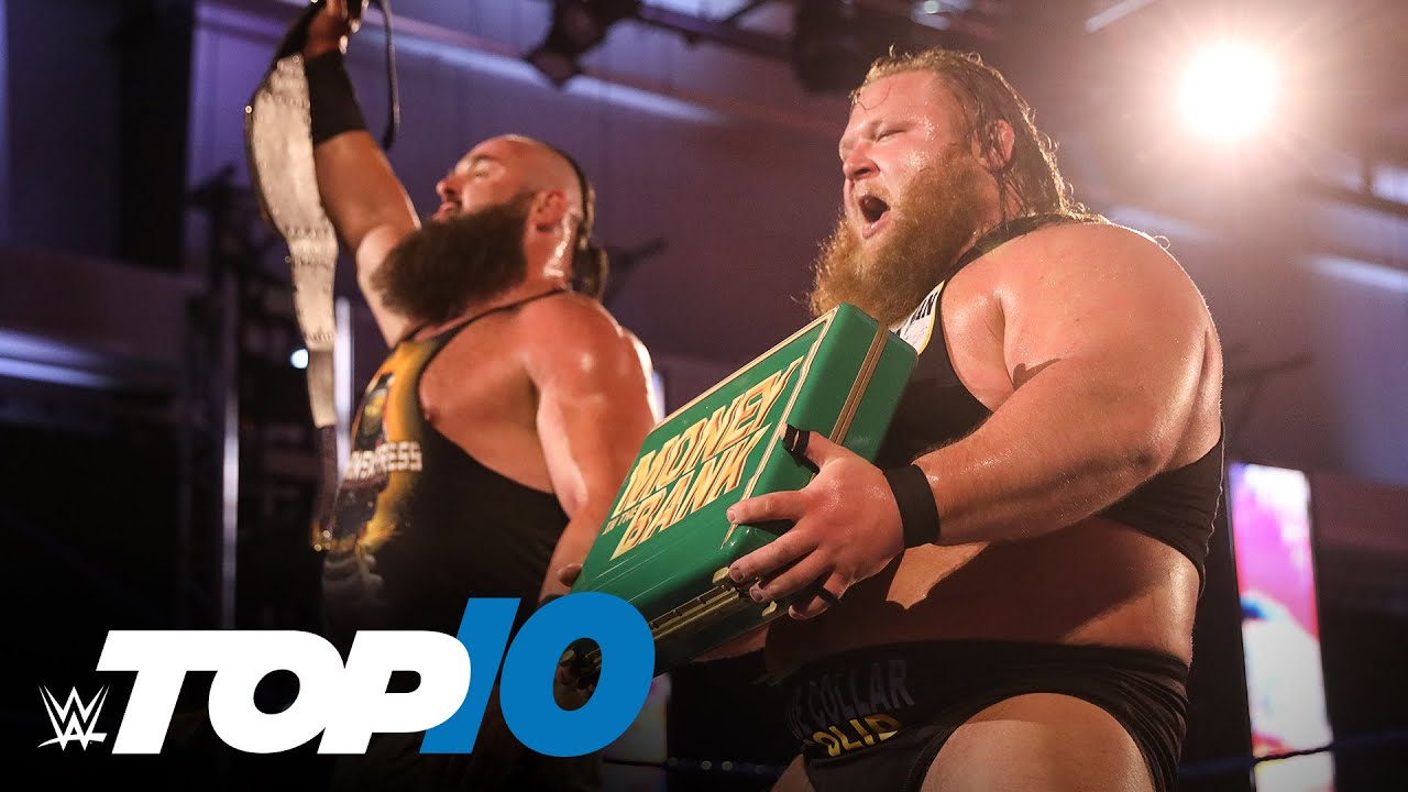 Top 10 Friday Night SmackDown moments: WWE Top 10, May 15, 2020