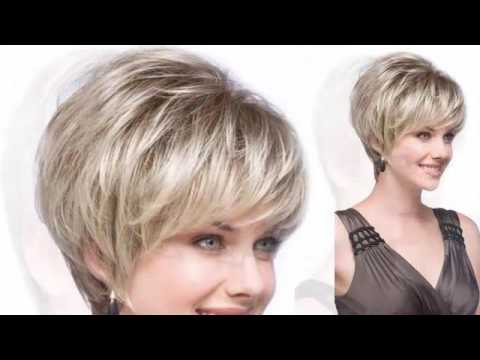 modèle de coiffure cheveux courts