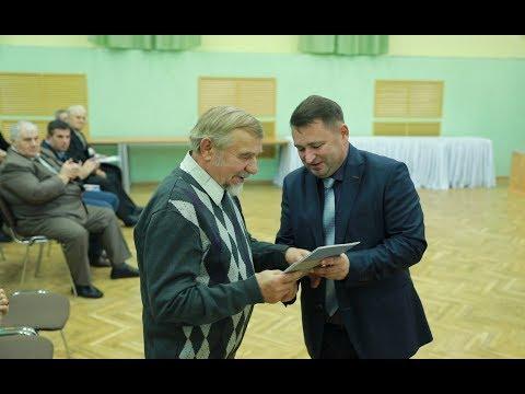 В Железногорске в рамках декады пожилого человека чествовали ветеранов МГОКа