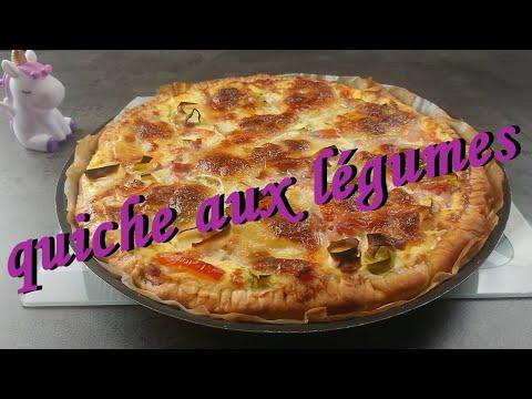 recette-facile-de-tarte-aux-légumes