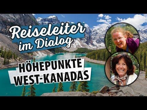 Höhepunkte West-Kanadas - Reisevorstellung