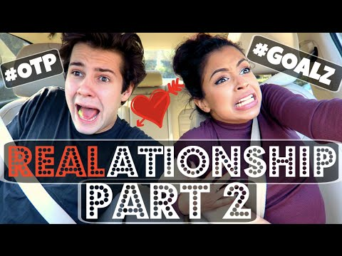 Thumbnail: (REAL)ATIONSHIPS! PART 2! w/ David Dobrik | Lizzza