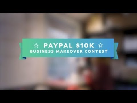 2017 PayPal $10K Business Makeover Contest Winners