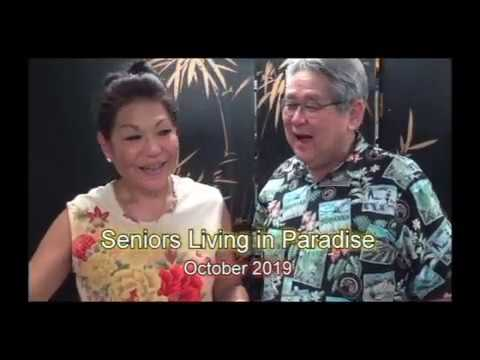 Seniors Living in Paradise - October 2019