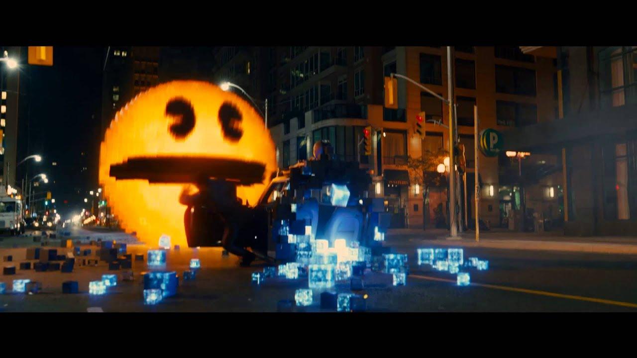 Pixels Film Fragmanı