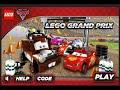Cars 2 Disney Movie Games Lego Grand Prix Game
