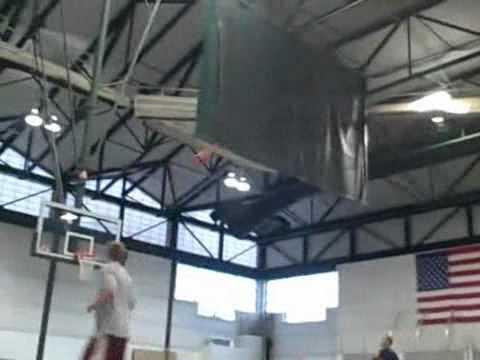 Video nghệ thuật bóng rổ