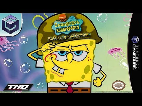 Longplay of SpongeBob SquarePants: Battle for Bikini Bottom