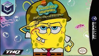Longplay of SpongeBob SquarePants: Battle for Bikini Bottom