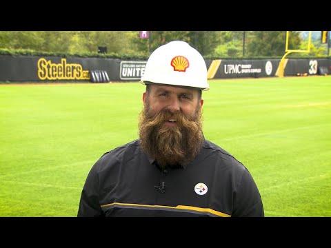 Former Pittsburgh Steelers' Brett Keisel