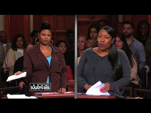 Judge Mathis Sets the Record Straight