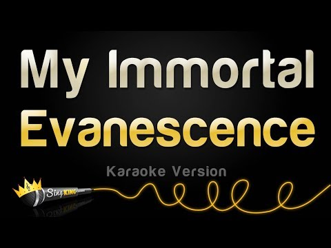 Evanescence - My Immortal (Karaoke Version)