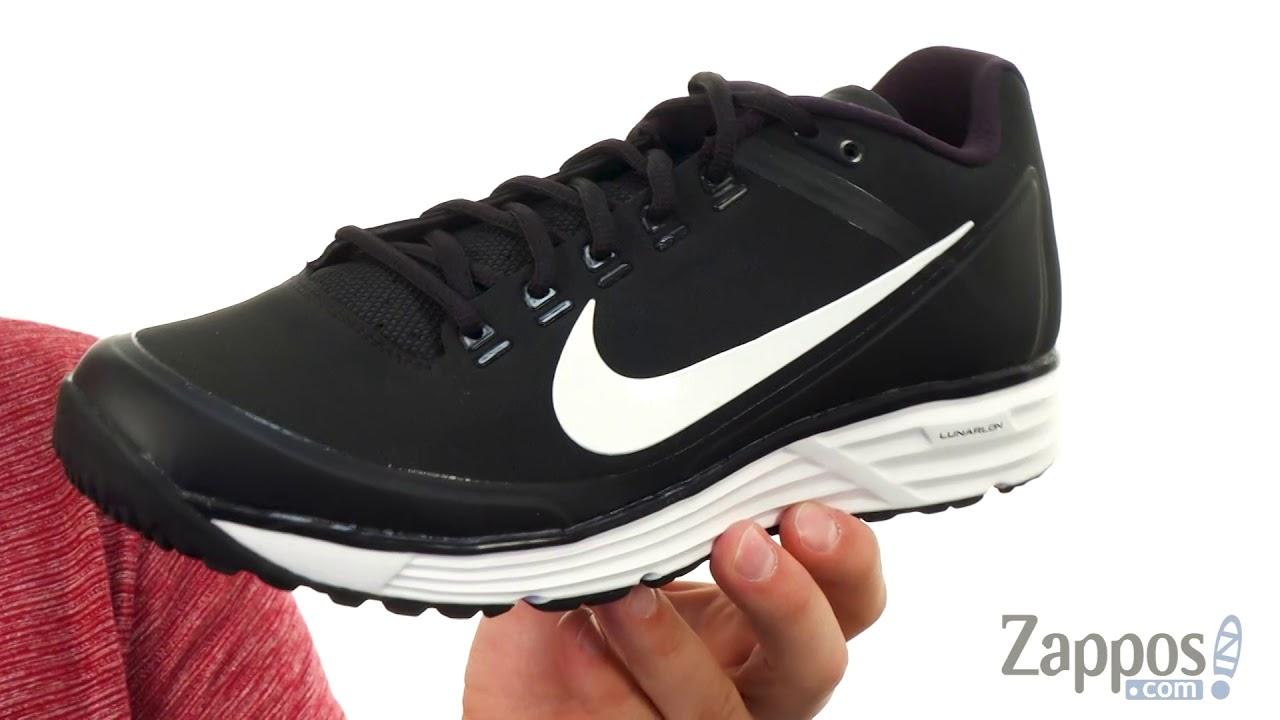 b22392938d4b Nike Lunar Clipper  17 Baseball Turf Shoe SKU  8954198 - YouTube
