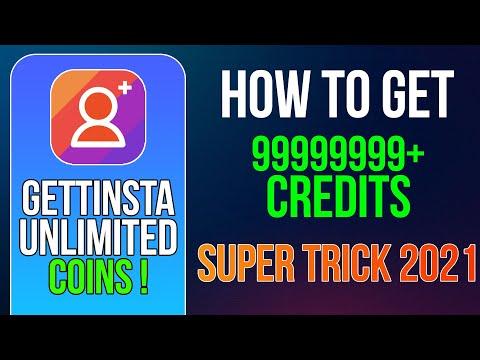 Get Unlimited Credits in GetInsta MOD | Getinsta Unlimited Coins Hack Trick | Getinsta MOD APK