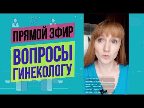 Прямой эфир с гинекологом в TikTok: ответы на вопросы подписчиков о женских проблемах и беременности