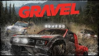 Gravel off-road incrível #1