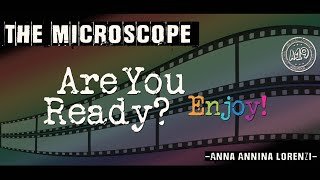 """Anna """"Annina"""" Lorenzi - """"The Microscope"""" - Booktrailer [Italiano]"""