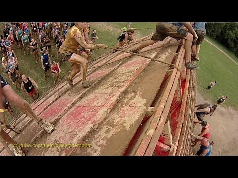 Warrior Dash Ohio 2018 Full Run Through July 21st
