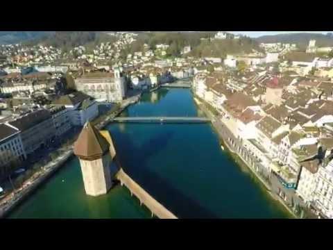 Luzern - die schönste Schweizer Stadt!
