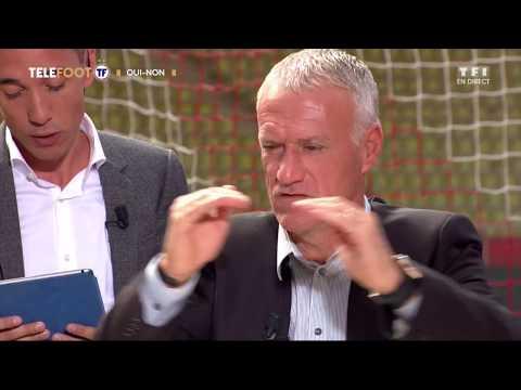 Le Oui / Non avec Didier Deschamps (France 98, France 2018, Griezmann)