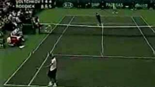 Andy Roddick - Fastest Serve Ever World Record