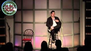Comedian mike rita live at yuk yuk's toronto in november 2015. jokes about the legalization of marijuana, growing up a rough neighbourhood and his im...