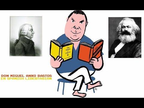 Extracto de una entrevista a Don Miguel Anxo Bastos en el canal Spanish Libertarian