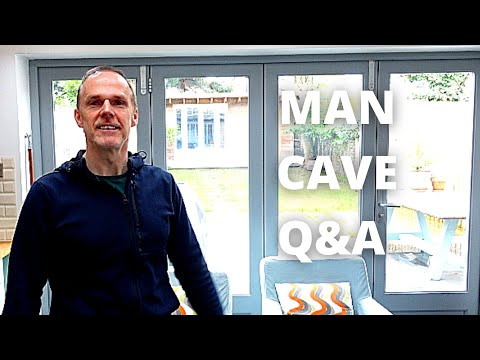 Q&A MAN CAVE / SHED / GARDEN OFFICE