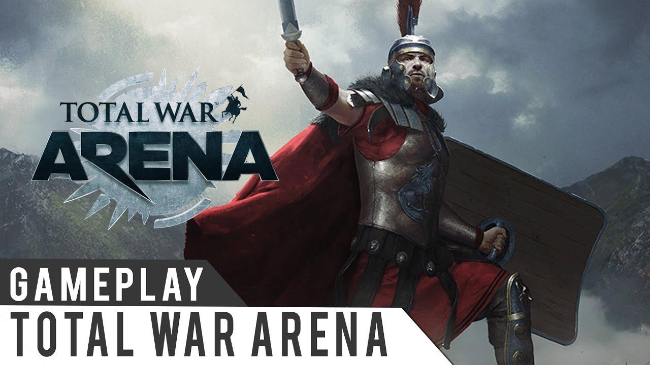 Total War Arena Gameplay